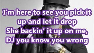 Slow It Down-The-Dream Ft. Fabolous (Lyrics)