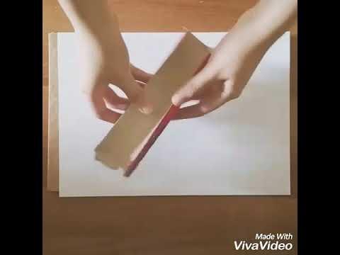 EXO's lightstick ver2 3D Handmade ep2