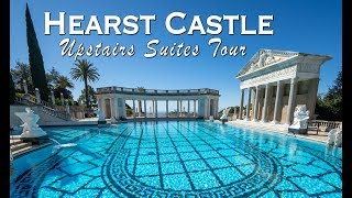 Hearst Castle Upstairs Suites Tour in San Simeon