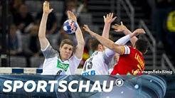Handball-EM: Deutsche Handballer verpassen gegen Mazedonien den Gruppensieg | Sportschau