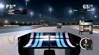 F1 2015 Gameplay Ita PC Gran Premio Bahrain