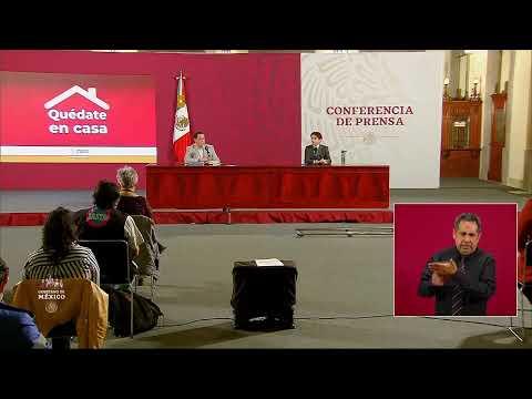 Conferencia de Prensa #COVID19   17 de septiembre de 2020 #GraciasPorCuidarnos