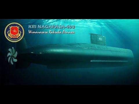 Ini Kehebatan Kapal Selam Baru TNI AL, KRI Nagapasa - 403
