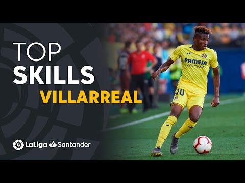 Best Skills Villarreal CF LaLiga Santander 2018/2019