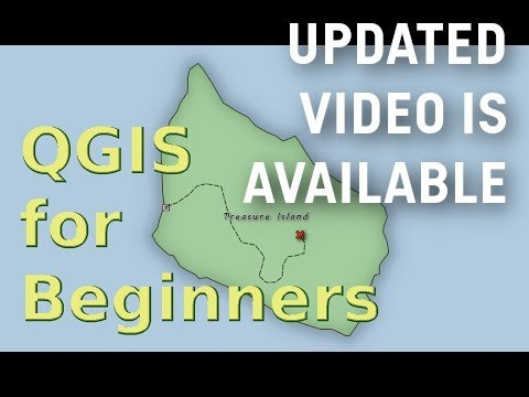 QGIS - For Absolute Beginners (Old! New Video Is Released! Link In Description)