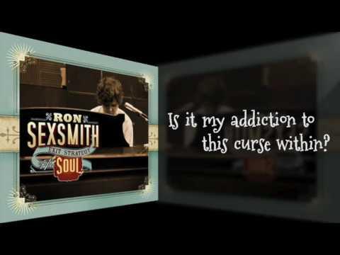 Ron Sexsmith -- Brandy Alexander (lyric video)