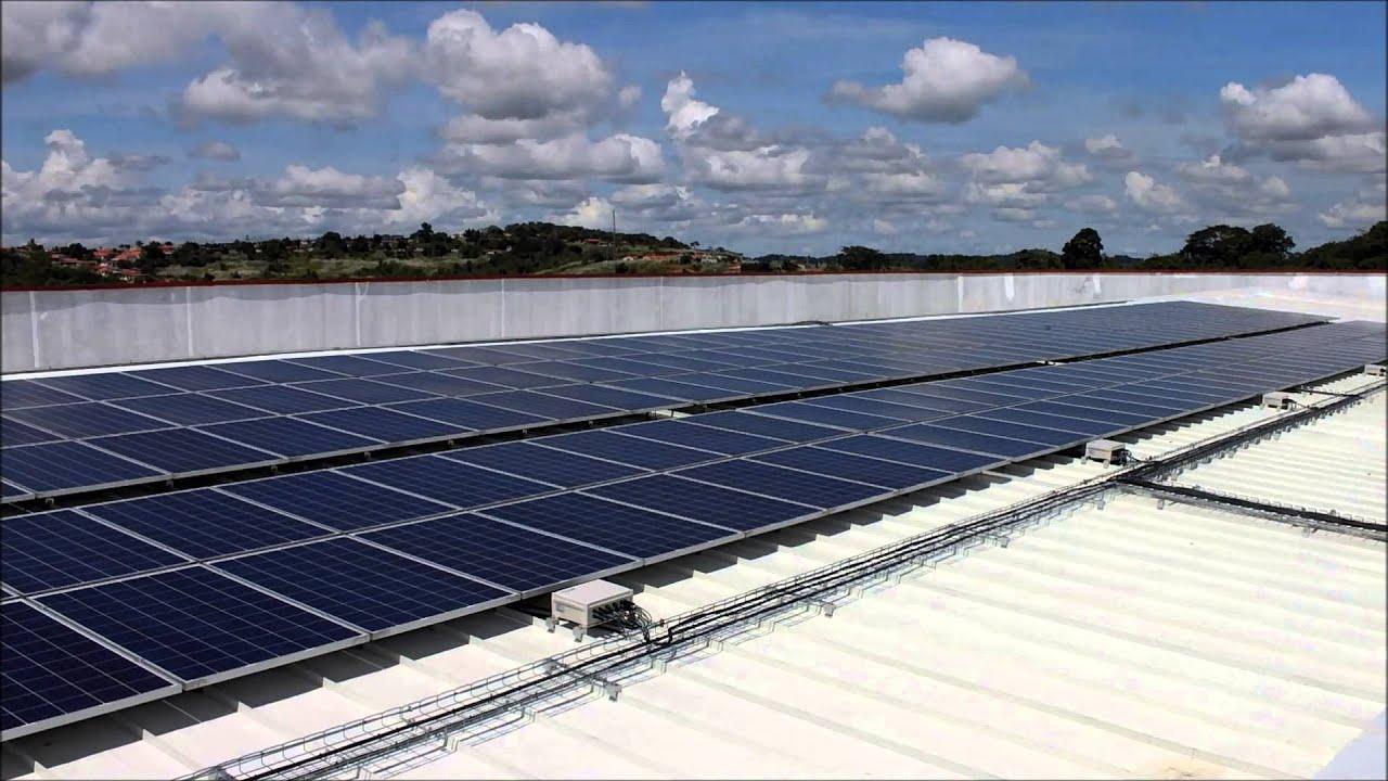 Otepi paneles solares planta pv techos chorrera pty doovi - Paneles decorativos para techos ...