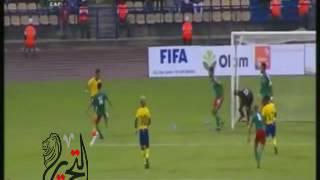 فيديو  إيفونا يهدي أوباميانج فرصة ذهبية بعد انطلاقة خارقة أمام المغرب