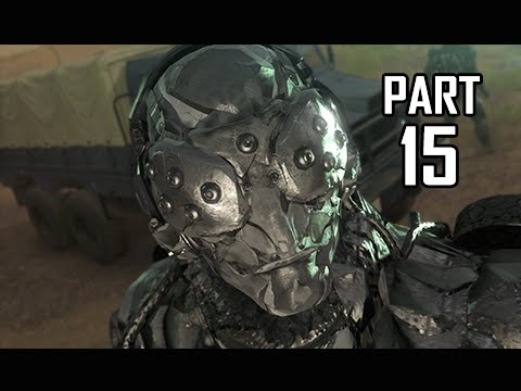 Metal Gear Solid 5 The Phantom Pain Walkthrough Part 15 -  The Skulls ( MGS5 Let's Play)