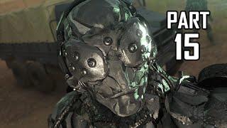 Metal Gear Solid 5 The Phantom Pain Walkthrough Part 15 - The Skulls ( MGS5 Let's Play)