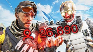 SHROUD MAKING DREAMS TRUE!! - Best Apex Legends Funny Moments and Gameplay Ep 247