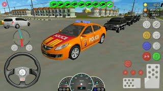 Aag Police Simulator - 31 New Police Car Game - Android Gameplay Fhd