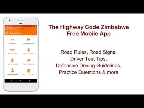 Zambian Highway Code Pdf