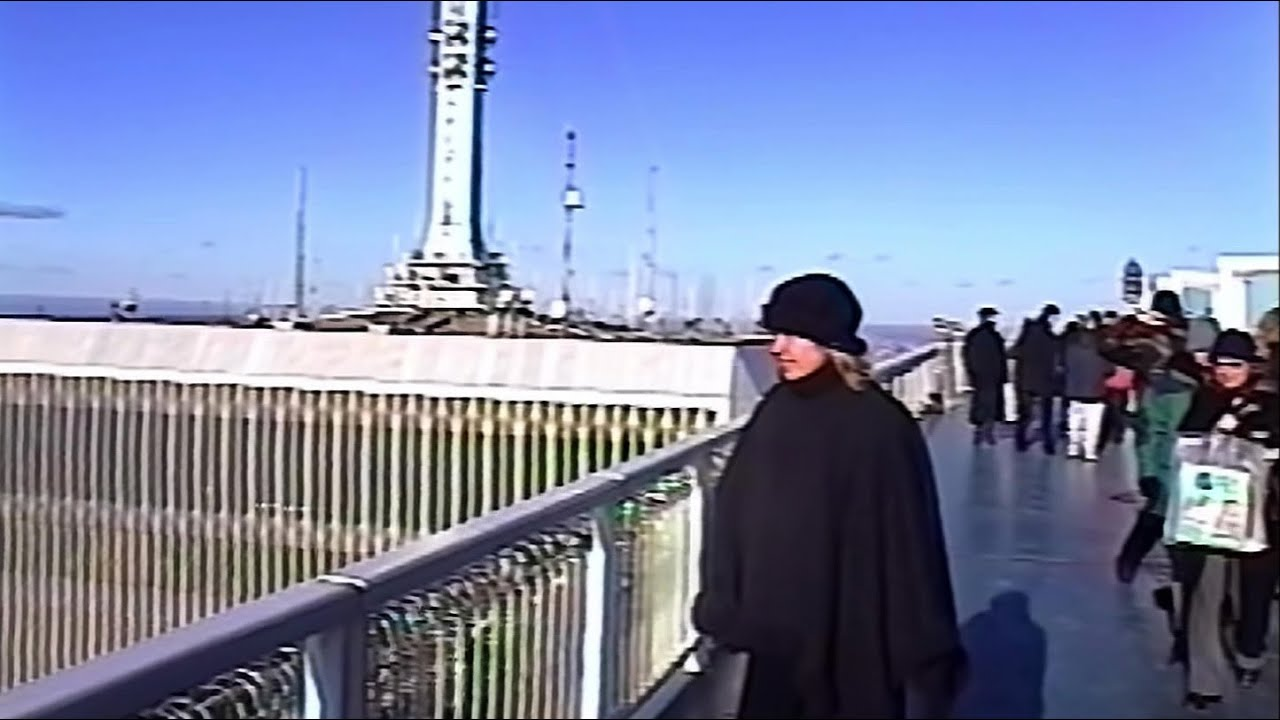 On Top Of The World Trade Center New York City 2000 Youtube