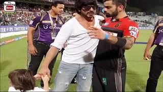 IPL 2018 FIGHT 😈