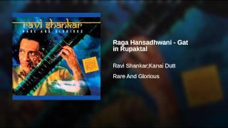Raga Hansadhwani - Gat in Rupaktal