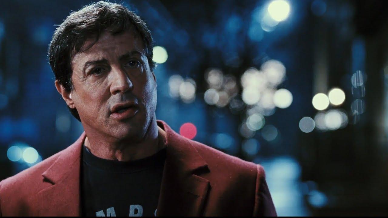 Rocky Balboa S Inspirational Speech To His Son Full Hd