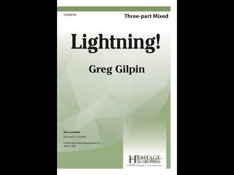 Lightning! - Grep Gilpin