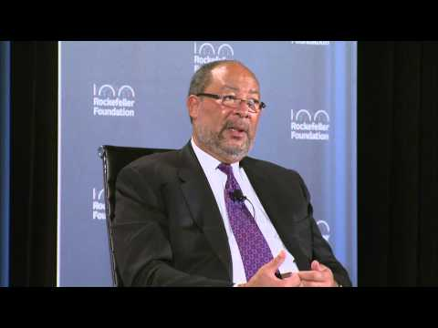The Rockefeller Foundation Centennial: Richard Parsons - YouTube