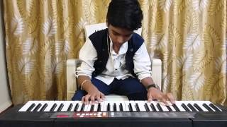 Ye mera dil pyar ka diwana song piano cover by Rahul Pol