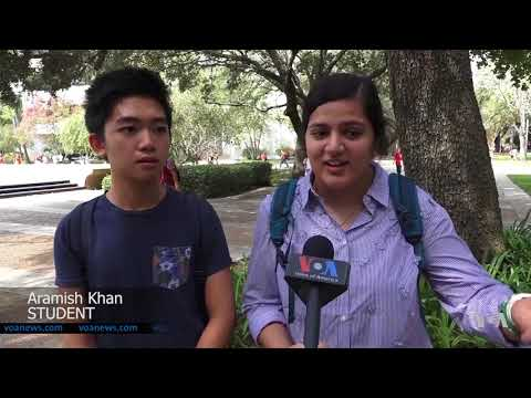 University of Houston Students Return After Hurricane Harvey