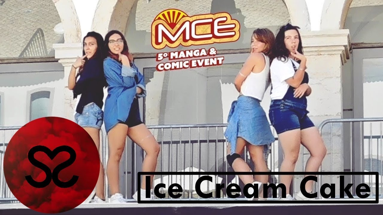 Ice Cream And Cake Dance Official Video