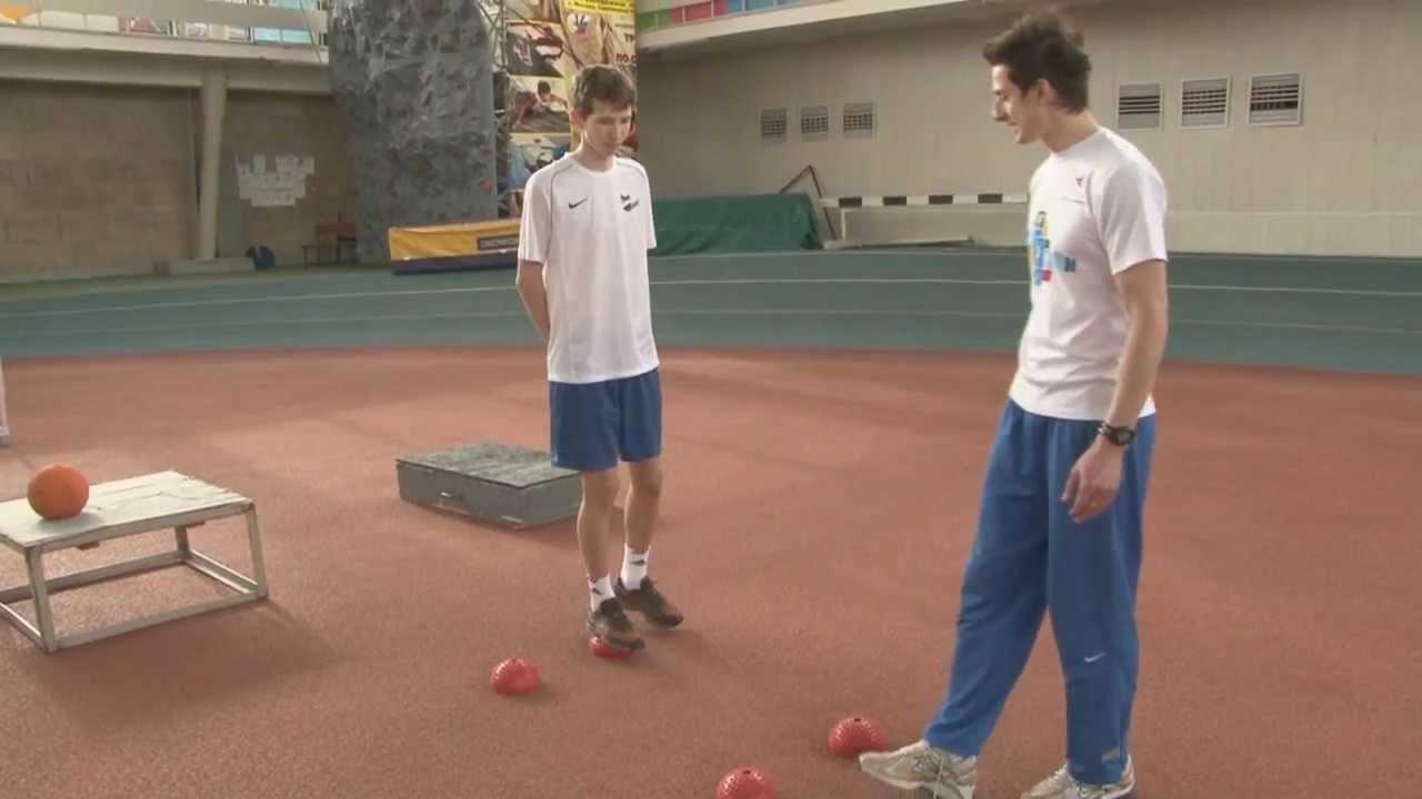 Футбол упражнения для укрепления коленных суставов суставы надо