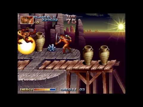 Blade Master (Irem 1991) Arcade 60fps