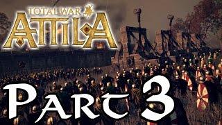 Total War Attila - Unleash the Hounds! #3