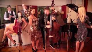 Repeat youtube video All About That Bass - Postmodern Jukebox European Tour Version