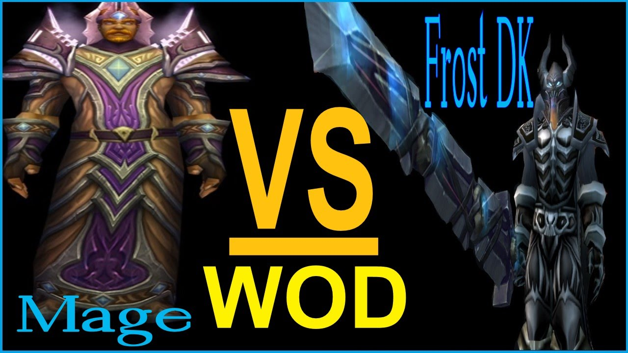 how to play frost dk