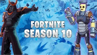 *FILTRATE* SEASON TRAILER 10 REAL OR FAKE? FORTNITE FINAL EVENT