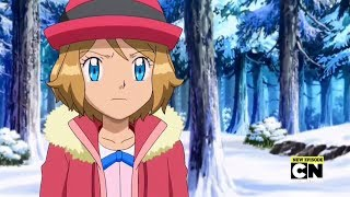 Shape Of You Amourshipping Ash And Serena 「AMV」