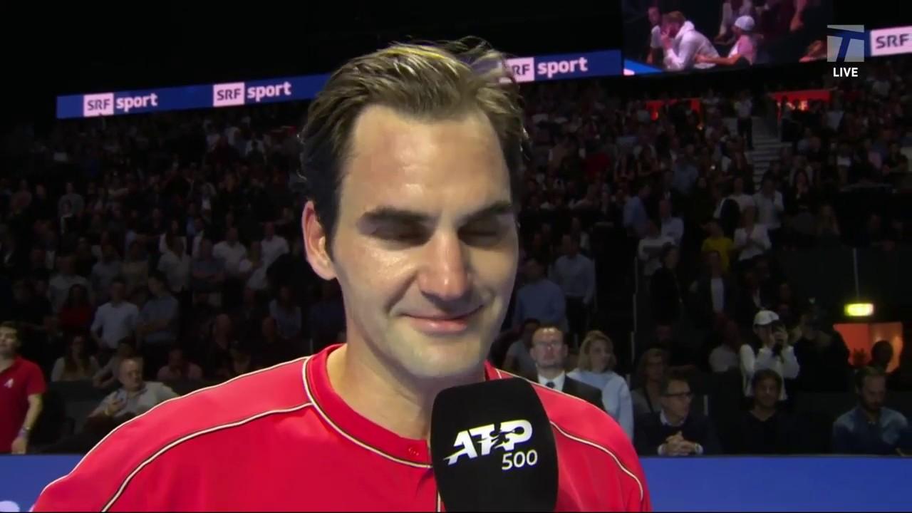 Tennis Channel Live: Roger Federer Wins 10th Basel Title