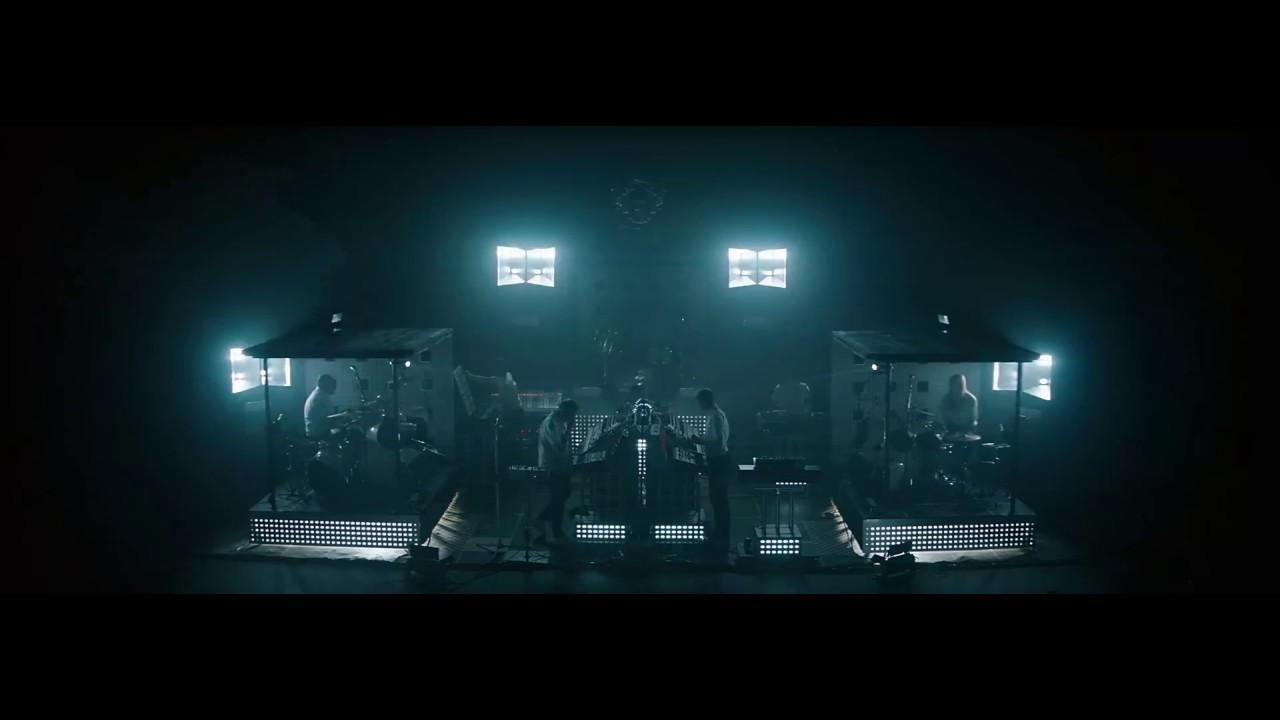 Mix Hell's Iggor Cavalera rocking with Soulwax - 'Is It Always Binary'