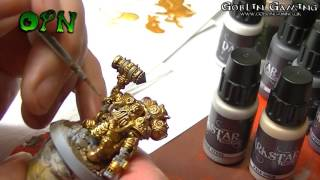 How to paint a Arkanaut Admiral