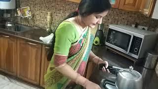 Shivratri special cleaning , upvas or vrat special thali / Maha Shivratri food routine