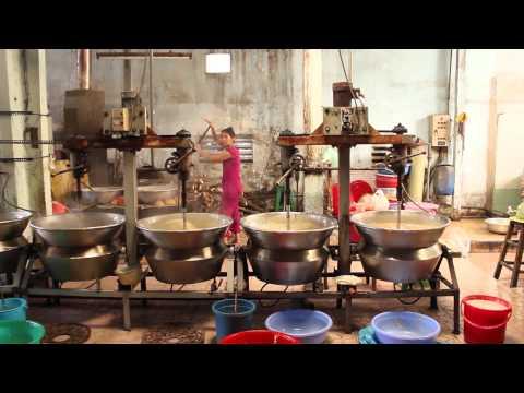 [Phim ngắn] Phóng sự kẹo dừa Bến Tre