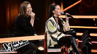 "Sabina Mustaeva vs Karolina Kula - ""Kolorowy wiatr"" - Bitwy - The Voice of Poland 8"