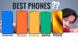Super Value for Money Smartphones With Pros & Cons 📱📱 Best Phones Under 20000