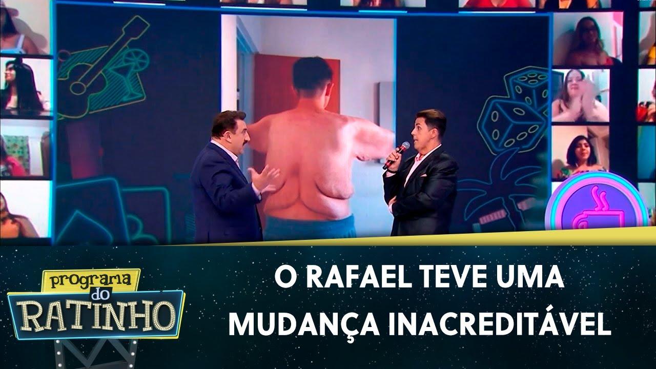 O Rafael realizou um grande sonho em rede nacional  Programa do Ratinho (23/07/21)