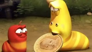 larva - heads or tails  larva 2017  cartoons for children  larva cartoon  larva official