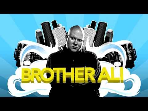 Brother Ali - Fresh Air Tour