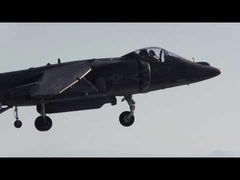 AV-8B Vertical Takeoff and Landing SASEBO, NAGASAKI, JAPAN 08.18.2017