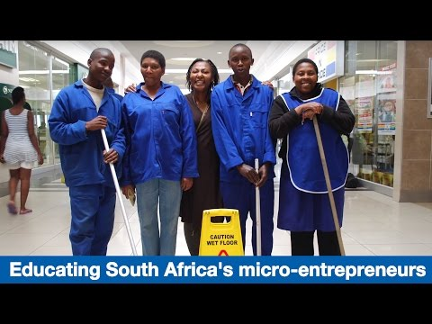 Educating South Africa's Micro-Entrepreneurs | London Business School