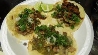 receta de tacos de suadero y de longaniza como preparar suadero para tacos antojitos mexicanos