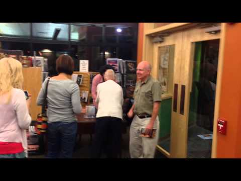 Fahim Speaks Book signing August 7, 2014 New Hampshire Gibson's bookstore