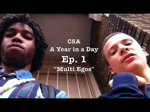 "cleveland school of the arts a year in a day web series I Ep 1 I ""Multi Egos"""