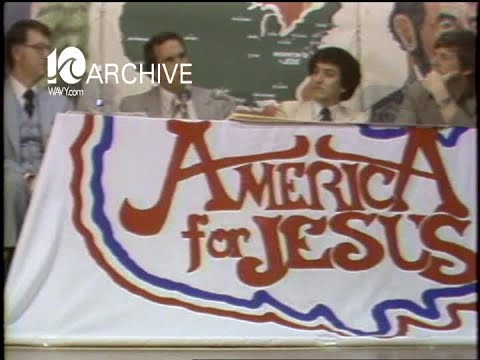 WAVY Archive: 1981 America for Jesus Movement