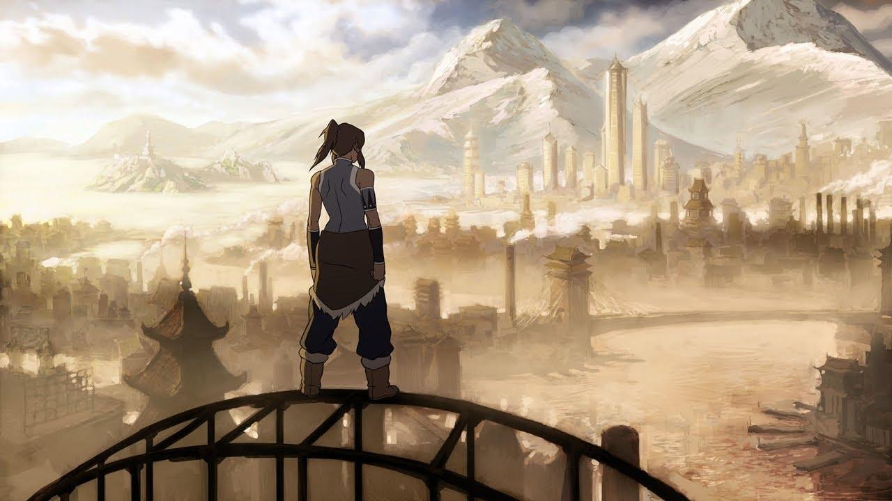 Avatar A Lenda De Korra Livro 1 Review Youtube